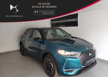 DS Automobiles DS 3 Crossback Connected Chic BHDI 110 Manual