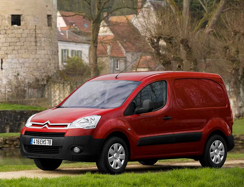 Coche ideal berlingo 2021